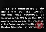 Image of Wright brothers United States USA, 1943, second 8 stock footage video 65675068452