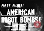 Image of Building and testing American robot Bomb Dearborn Michigan USA, 1944, second 1 stock footage video 65675068462