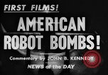 Image of Building and testing American robot Bomb Dearborn Michigan USA, 1944, second 5 stock footage video 65675068462