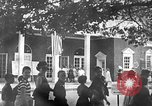 Image of Visitors at Edison Institute, Ford Museum, and Greenfield Village Dearborn Michigan USA, 1948, second 6 stock footage video 65675068468