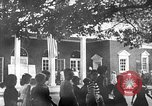 Image of Visitors at Edison Institute, Ford Museum, and Greenfield Village Dearborn Michigan USA, 1948, second 8 stock footage video 65675068468
