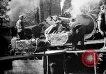 Image of A.E.F. 42nd Infantry Division (Rainbow Division) in France  France, 1918, second 10 stock footage video 65675068475