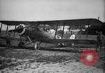 Image of French Salmson reconnaissance aircraft Viefvillers France, 1918, second 9 stock footage video 65675068479