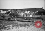 Image of French Salmson reconnaissance aircraft Viefvillers France, 1918, second 12 stock footage video 65675068479