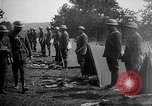 Image of Administrative activities of 165th Infantry Regiment  France, 1918, second 7 stock footage video 65675068483