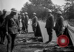 Image of Administrative activities of 165th Infantry Regiment  France, 1918, second 9 stock footage video 65675068483