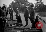 Image of Administrative activities of 165th Infantry Regiment  France, 1918, second 10 stock footage video 65675068483