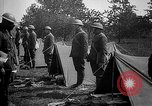 Image of Administrative activities of 165th Infantry Regiment  France, 1918, second 11 stock footage video 65675068483