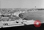 Image of damaged buildings Venice Italy, 1945, second 7 stock footage video 65675068488