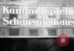 Image of Munich Kammerspiele Munich Germany, 1945, second 8 stock footage video 65675068491
