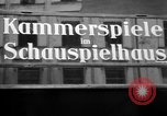 Image of Munich Kammerspiele Munich Germany, 1945, second 9 stock footage video 65675068491