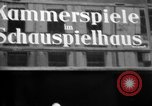 Image of Munich Kammerspiele Munich Germany, 1945, second 10 stock footage video 65675068491