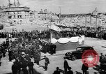 Image of Fallen Polish heroes of the Resistance Warsaw Poland, 1945, second 9 stock footage video 65675068492