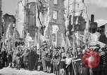 Image of Fallen Polish heroes of the Resistance Warsaw Poland, 1945, second 12 stock footage video 65675068492