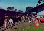 Image of railroad station Guatemala, 1946, second 9 stock footage video 65675068496