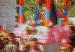 Image of masked mummers Guatemala, 1946, second 6 stock footage video 65675068497