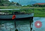 Image of waterfront houses Guatemala, 1946, second 2 stock footage video 65675068499