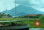 Image of waterfront houses Guatemala, 1946, second 9 stock footage video 65675068499