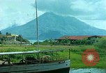 Image of waterfront houses Guatemala, 1946, second 12 stock footage video 65675068499