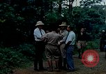Image of observers and Indian workers Guatemala, 1946, second 3 stock footage video 65675068504