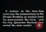 Image of Wright brothers United States USA, 1940, second 3 stock footage video 65675068540