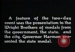 Image of Wright brothers United States USA, 1940, second 4 stock footage video 65675068540