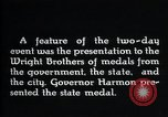 Image of Wright brothers United States USA, 1940, second 8 stock footage video 65675068540