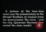 Image of Wright brothers United States USA, 1940, second 9 stock footage video 65675068540