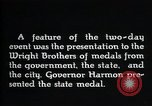 Image of Wright brothers United States USA, 1940, second 10 stock footage video 65675068540