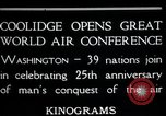 Image of Orville Wright Washington DC USA, 1928, second 3 stock footage video 65675068544