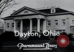 Image of Wrights Brothers Dayton Ohio USA, 1935, second 6 stock footage video 65675068550