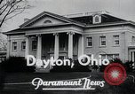 Image of Wrights Brothers Dayton Ohio USA, 1935, second 7 stock footage video 65675068550