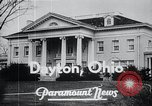 Image of Wrights Brothers Dayton Ohio USA, 1935, second 8 stock footage video 65675068550