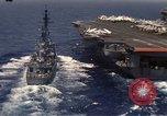 Image of USS America CV-66 Mediterranean Sea, 1967, second 10 stock footage video 65675068563