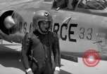 Image of United States Air Force uniforms United States USA, 1957, second 3 stock footage video 65675068587