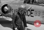 Image of United States Air Force uniforms United States USA, 1957, second 4 stock footage video 65675068587