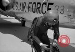 Image of United States Air Force uniforms United States USA, 1957, second 6 stock footage video 65675068587