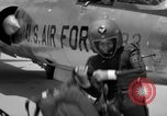 Image of United States Air Force uniforms United States USA, 1957, second 7 stock footage video 65675068587