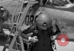 Image of United States Air Force uniforms United States USA, 1957, second 10 stock footage video 65675068587