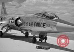Image of United States Air Force uniforms United States USA, 1957, second 8 stock footage video 65675068588