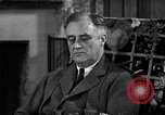 Image of Franklin D Roosevelt United States USA, 1936, second 3 stock footage video 65675068590