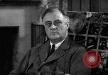 Image of Franklin D Roosevelt United States USA, 1936, second 4 stock footage video 65675068590