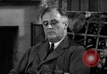 Image of Franklin D Roosevelt United States USA, 1936, second 12 stock footage video 65675068590