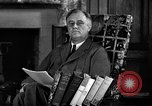 Image of Franklin D Roosevelt United States USA, 1936, second 2 stock footage video 65675068591