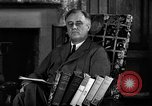 Image of Franklin D Roosevelt United States USA, 1936, second 5 stock footage video 65675068591