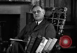 Image of Franklin D Roosevelt United States USA, 1936, second 9 stock footage video 65675068591