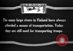 Image of Finnish Army troops Finland, 1932, second 10 stock footage video 65675068601