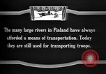 Image of Finnish Army troops Finland, 1932, second 12 stock footage video 65675068601