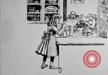 Image of Thrift Stamps cartoon United States USA, 1918, second 12 stock footage video 65675068603