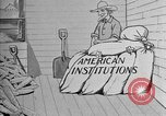 Image of Anti Industrial Workers of the World United States USA, 1919, second 3 stock footage video 65675068605